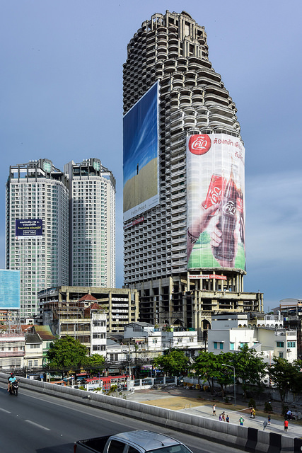 Sathorn Unique Tower - things to do in Bangkok