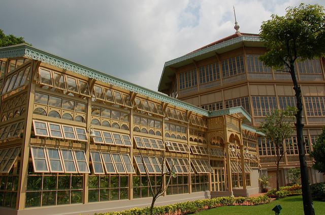 Vimnamek Mansion - things to do in BAngkok