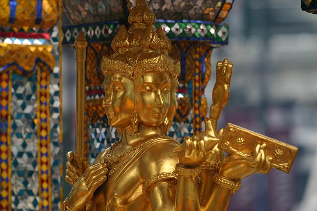 Brahma Shrine - Things to do in Bangkok