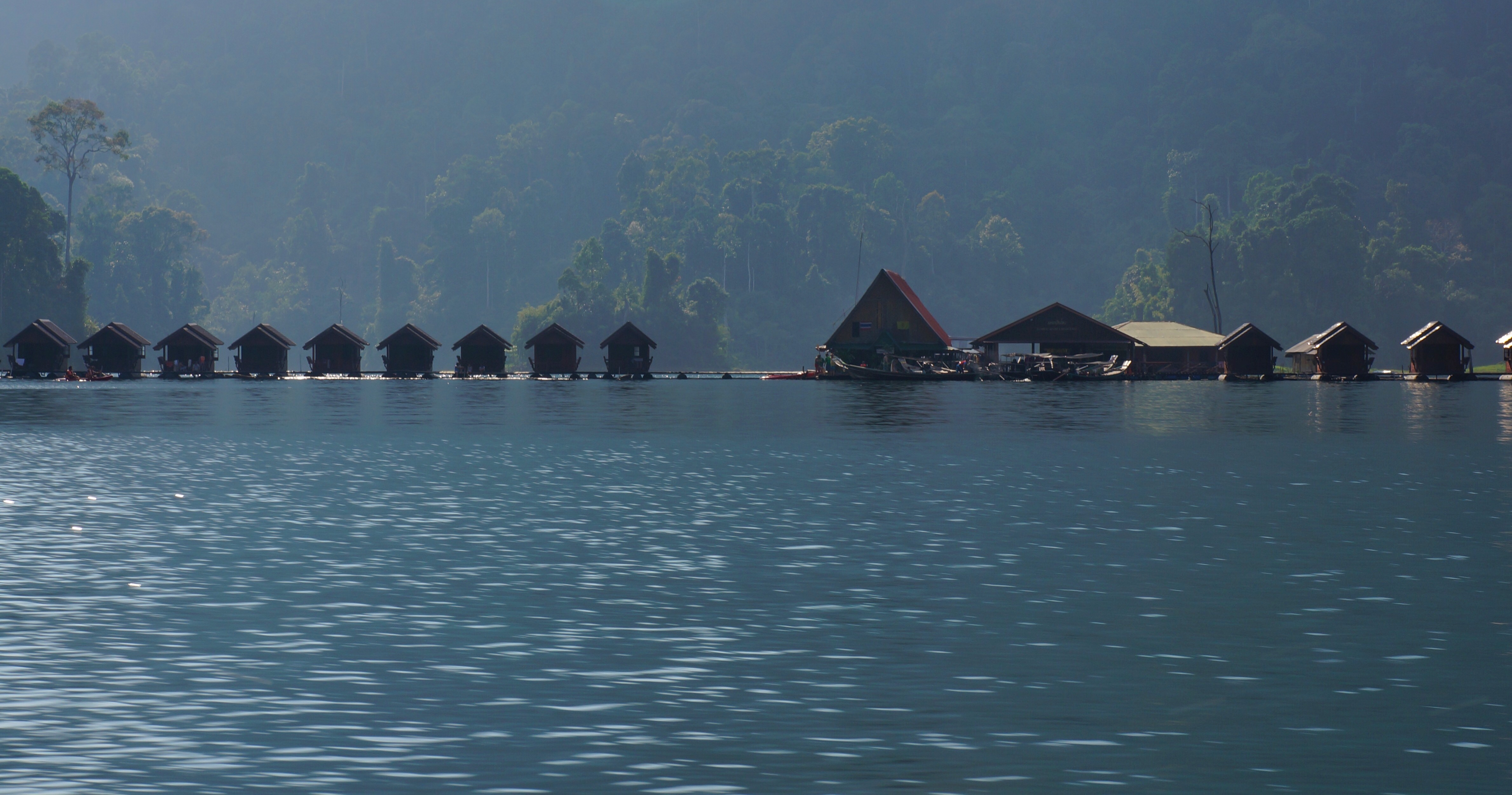 Amazing view at Khao Sok - things to do in Phuket