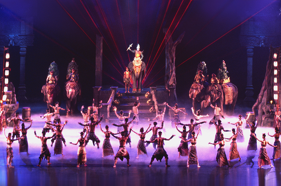 FantSea Show - things to do in Phuket