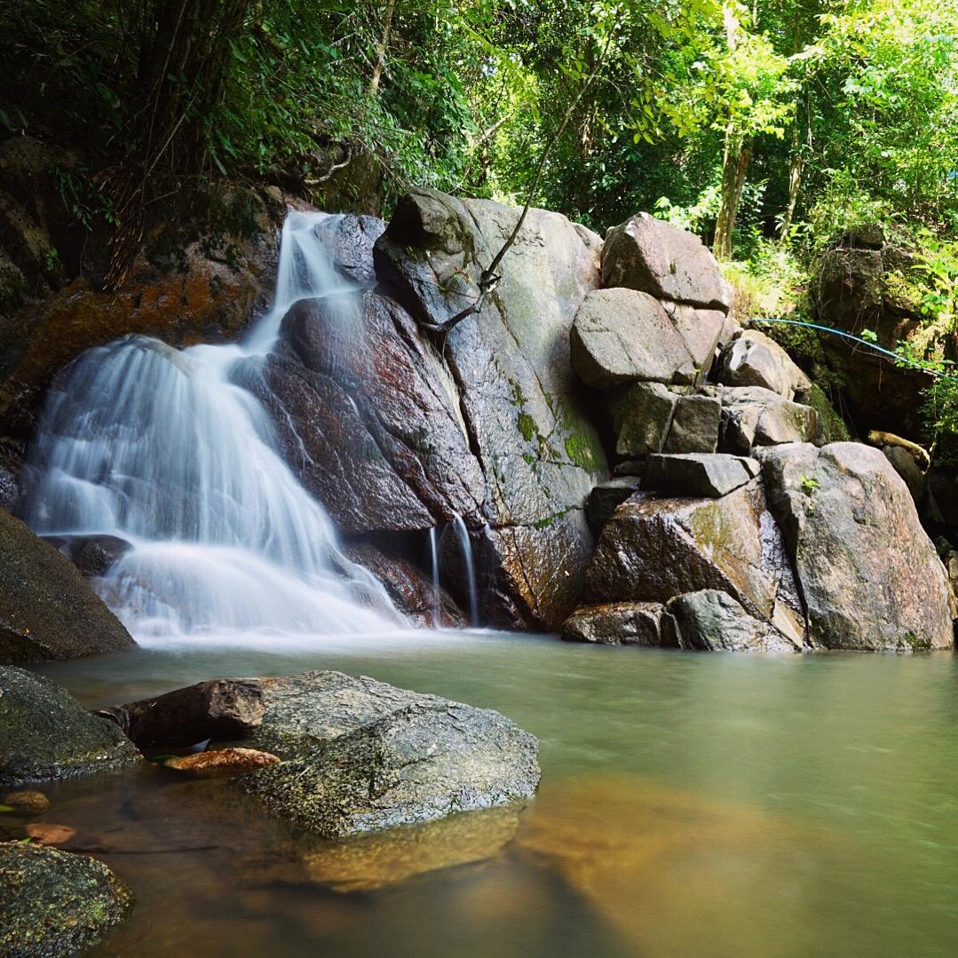 Kathu waterfalls - things to do in Phuket