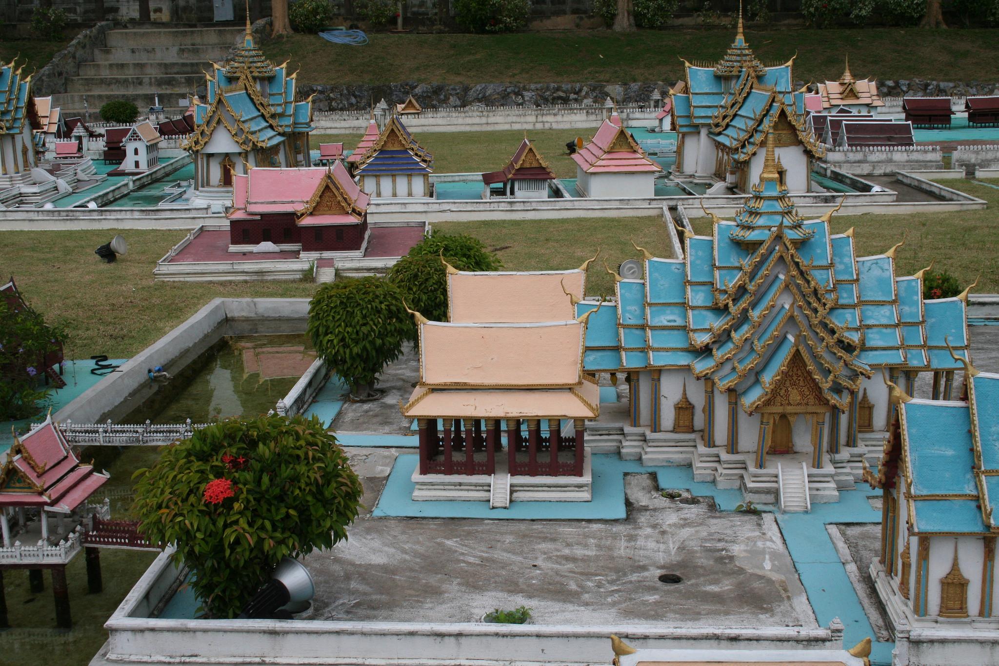 Mini Siam World - things to do in Pattaya