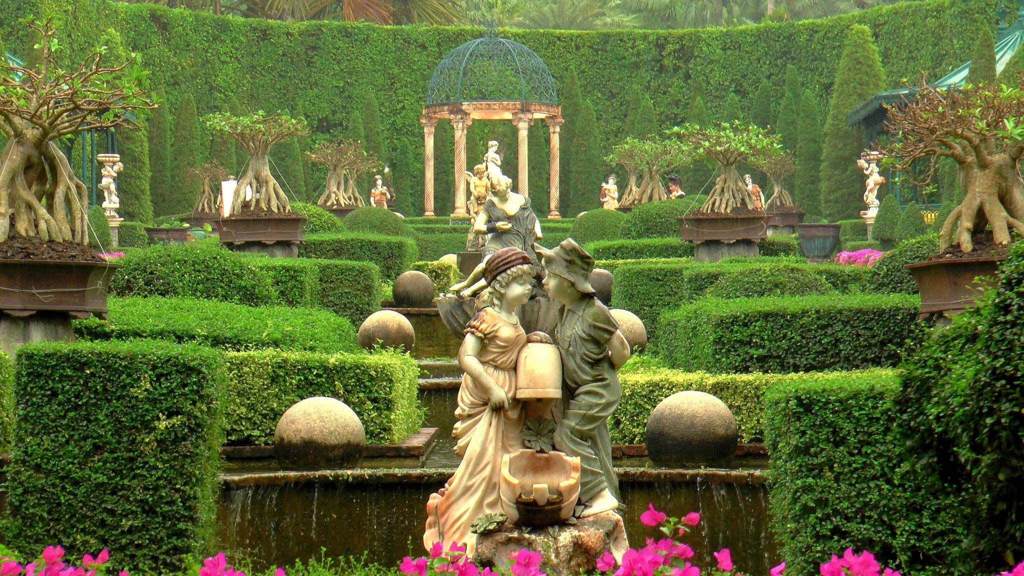 Nong Nooch Tropical Garden - things to do in Pattaya