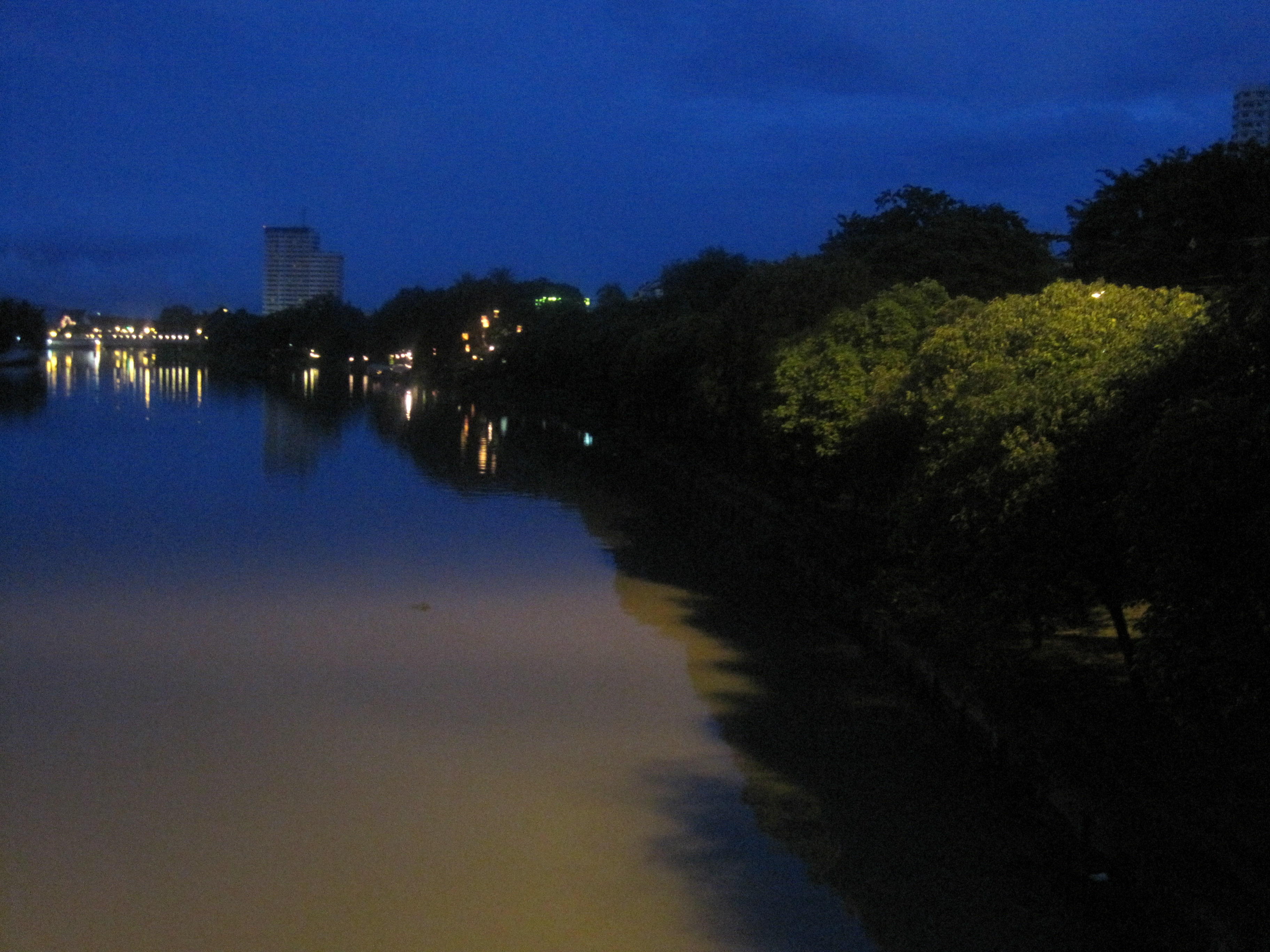 The Mae Ping River - Things to do in Chiang Mai