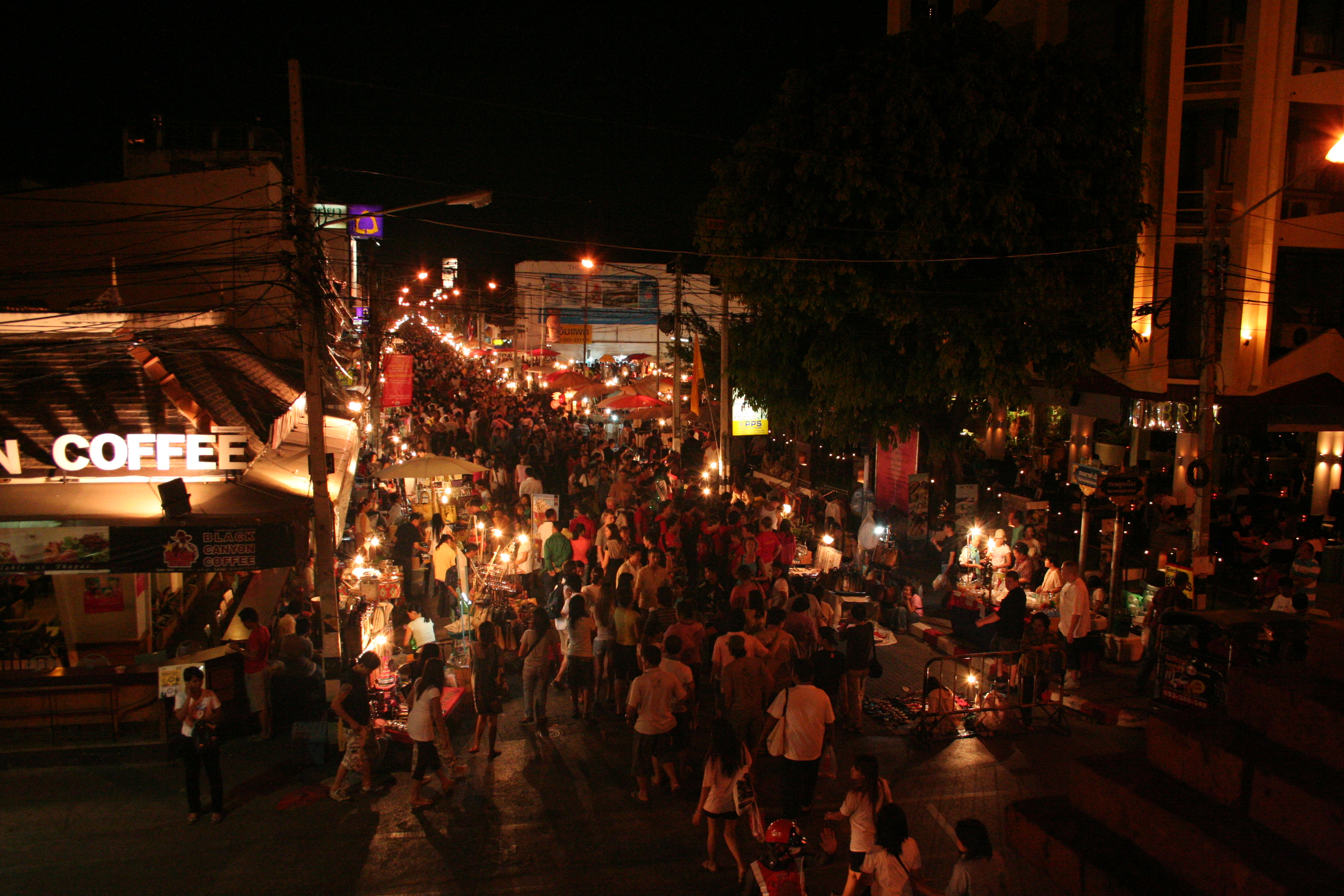 Weekend Market - Things to do in Chiang Mai