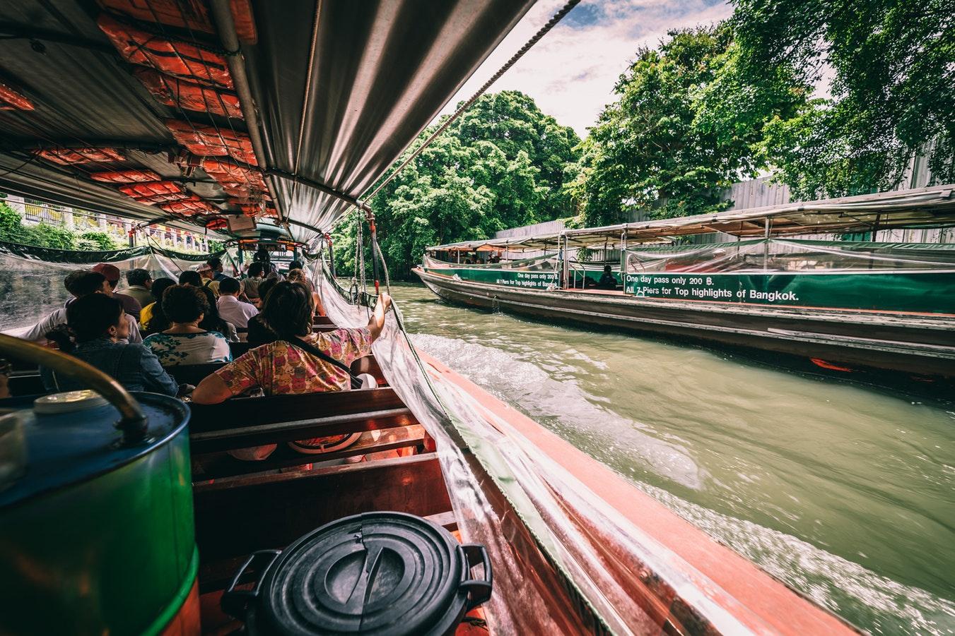 Boating - Chao Phraya River Things to in Bangkok
