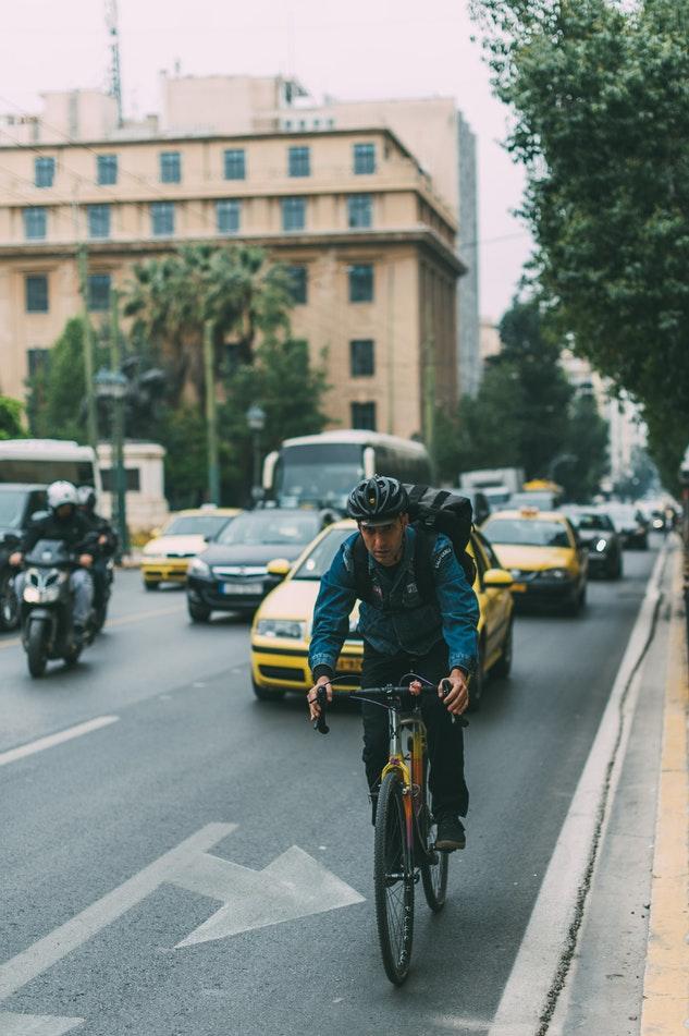 biking in Bangkok - Things to do in Bangkok