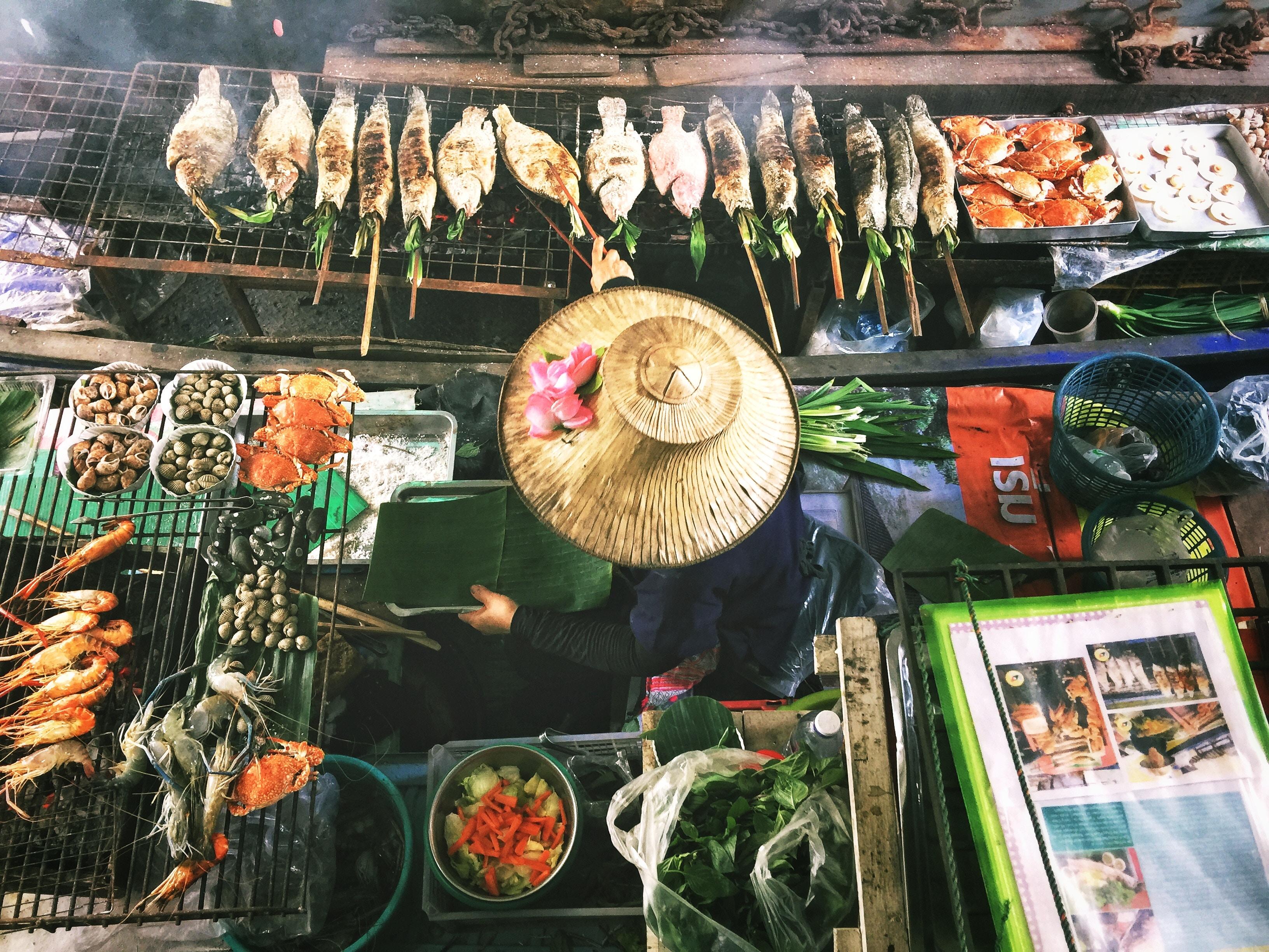 Street food Bangkok - things to do in Bangkok