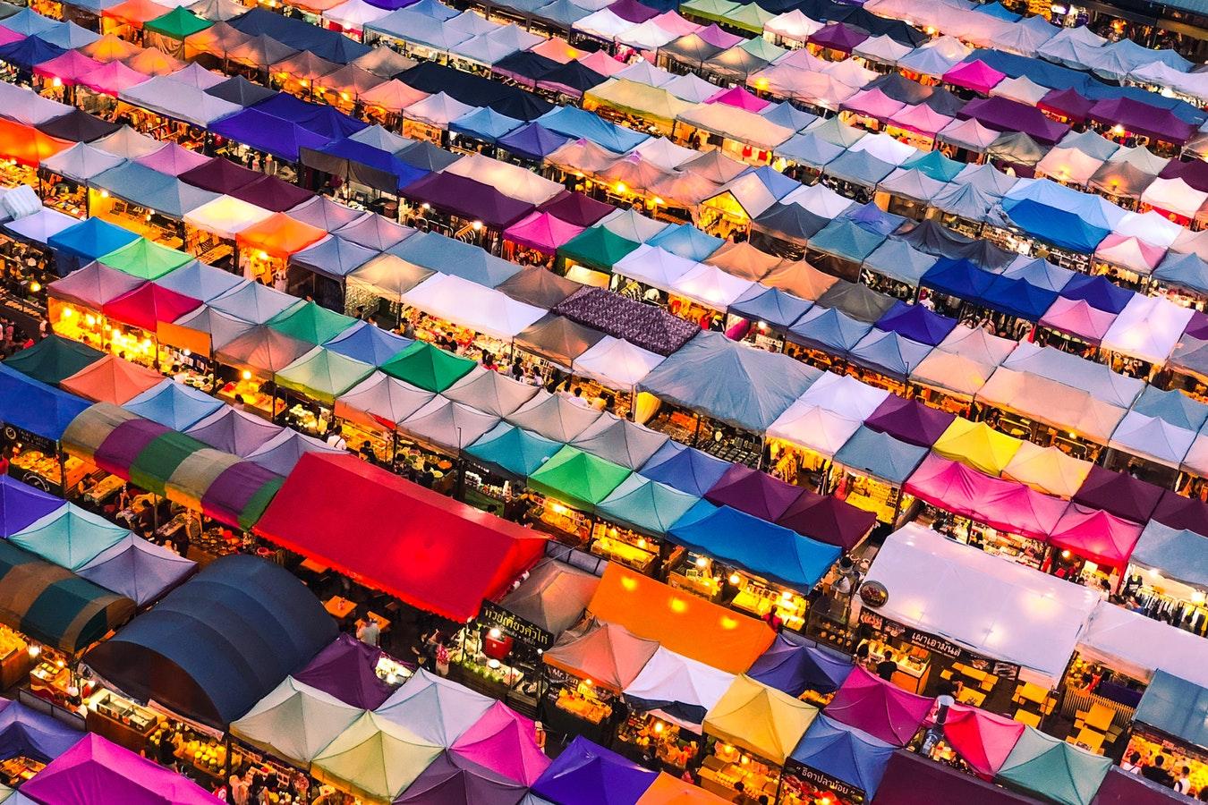 Chatuchak bangkok market - Things to do in Bangkok